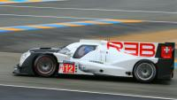 N°12 - REBELLION RACING - LMP1